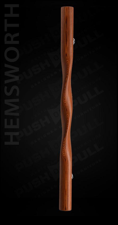 Designer Door Handle - Hemsworth Back to Back Pair