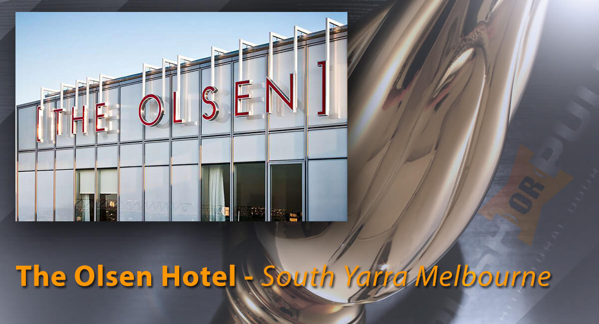 Hotel Melbourne Project