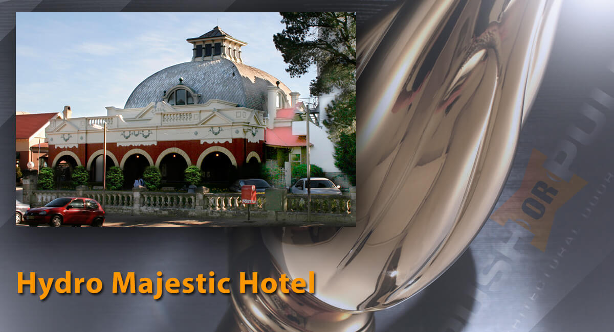 Majestic Hotel Project